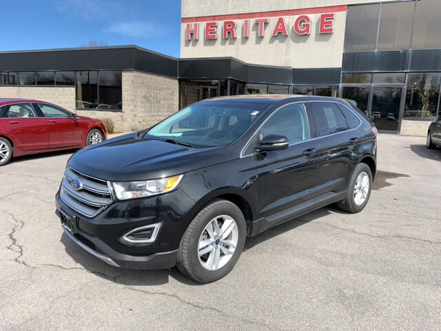 2015 Ford Edge For Sale >> Used 2015 Ford Edge For Sale At Heritage Lincoln Inc Vin