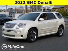 2012 GMC Acadia Denali SUV