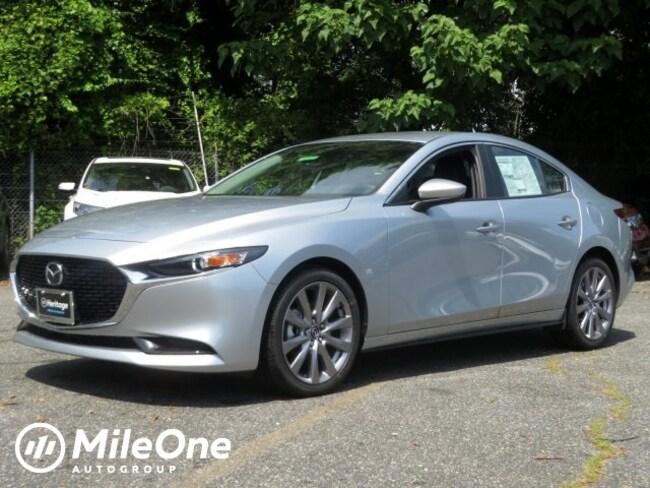 2019 Mazda Mazda3 Select Sedan