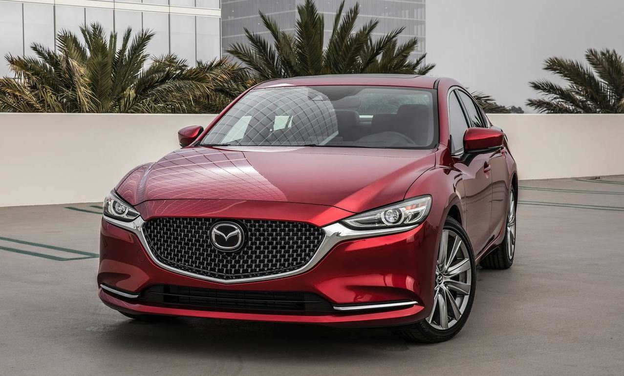 Mazda Dealership Near Me >> 2018 Mazda6 Mazda Dealership Near Me Lutherville Md
