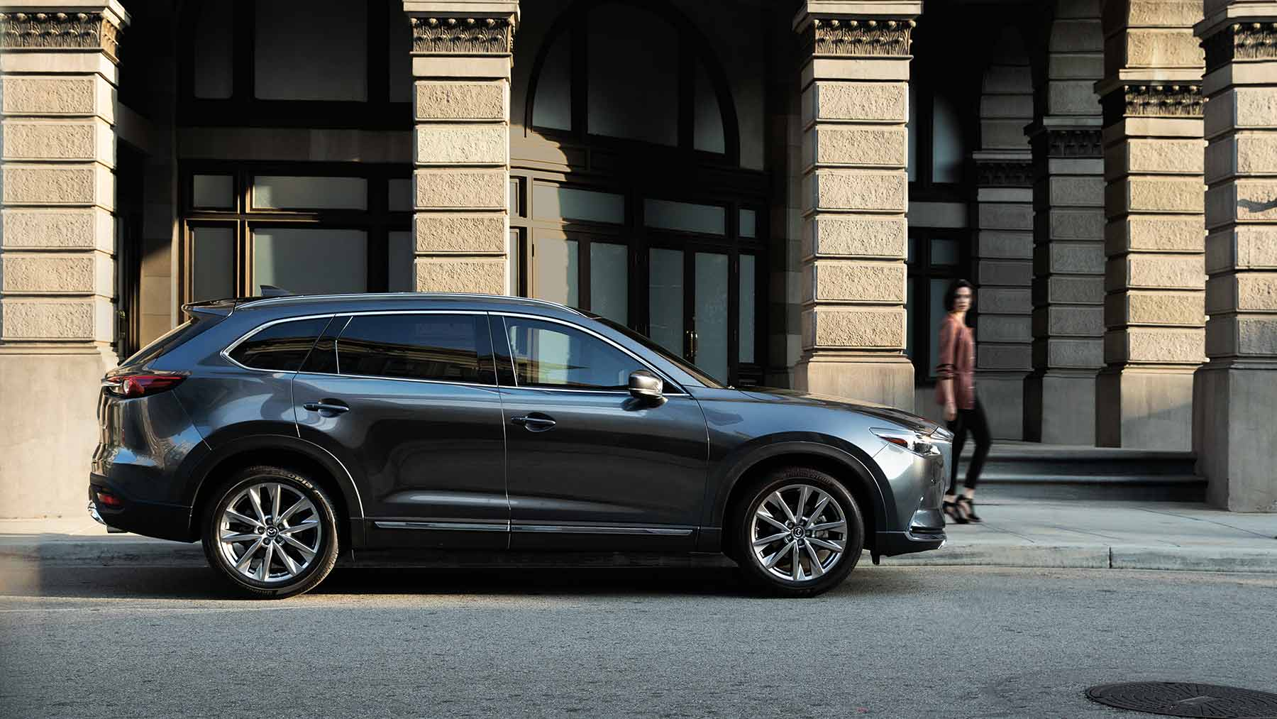 Mazda Dealership Md >> Explore The 2019 Mazda Cx 9 Trim Levels Near Towson Md