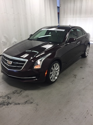 2017 CADILLAC ATS For Sale in Morrow