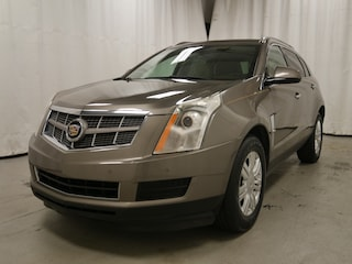 Used 2012 CADILLAC SRX For Sale in Morrow
