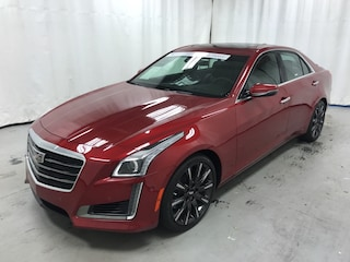 2018 CADILLAC CTS 3.6L Twin Turbo V-Sport Premium Luxury Sedan
