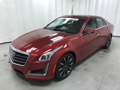 Cts For Sale >> Used 2018 Cadillac Cts For Sale At Heritage Mitsubishi