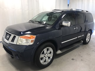 Used 2010 Nissan Armada For Sale in Morrow