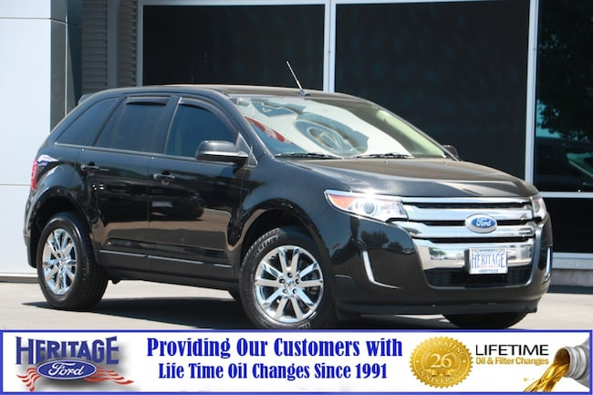 Used 2013 Ford Edge SEL SEL FWD for sale in Modesto, CA