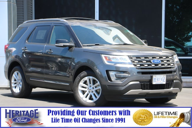 2016 Ford Explorer For Sale >> Used 2016 Ford Explorer For Sale Modesto Ca