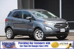 New Ford 2018 Ford EcoSport SE SE 4WD MAJ6P1UL8JC181631 for sale in Modesto, CA