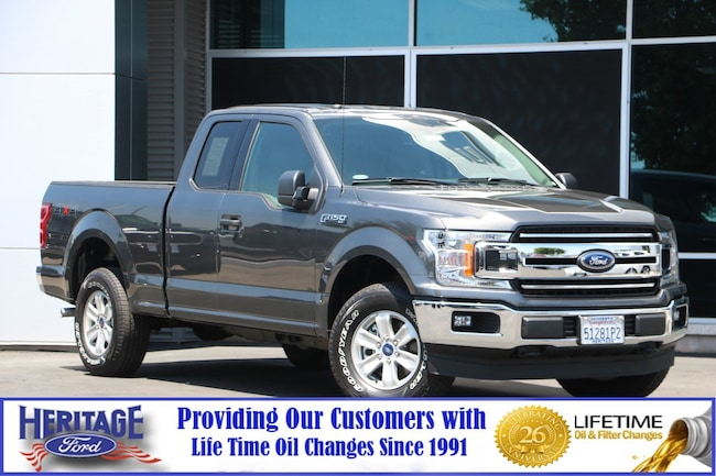 Used 2018 Ford F-150 XLT Truck for sale in Modesto, CA