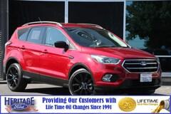 Used 2017 Ford Escape SE SE FWD for sale in Modesto, CA