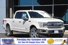 New Ford 2018 Ford F-150 LARIAT Truck 1FTFW1E19JFD86903 for sale in Modesto, CA
