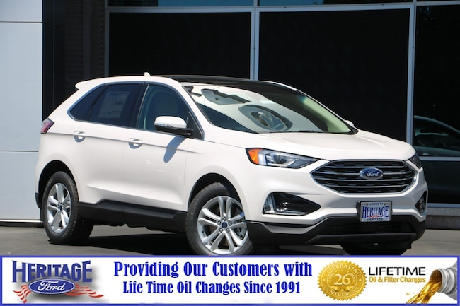 New Ford 2019 Ford Edge SEL SEL AWD for sale in Modesto, CA