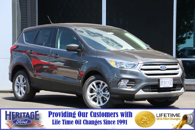 New Ford 2019 Ford Escape SE SE 4WD for sale in Modesto, CA