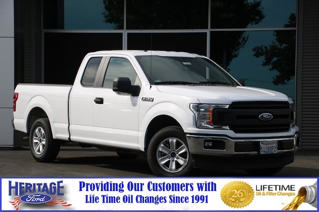 Used 2018 Ford F-150 XL Truck for sale in Modesto, CA