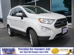 New Ford 2018 Ford EcoSport SE SE 4WD MAJ6P1UL4JC191511 for sale in Modesto, CA