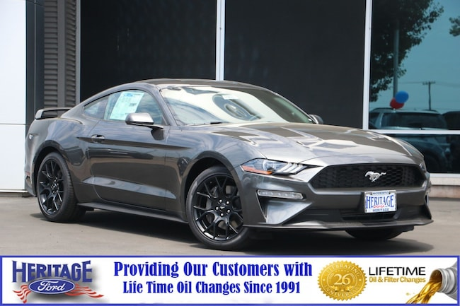 New Ford 2019 Ford Mustang EcoBoost EcoBoost Fastback for sale in Modesto, CA