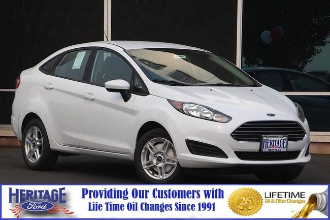 New Ford 2019 Ford Fiesta SE Sedan for sale in Modesto, CA
