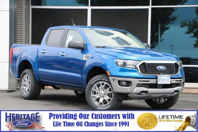 New Ford 2019 Ford Ranger XLT Truck for sale in Modesto, CA