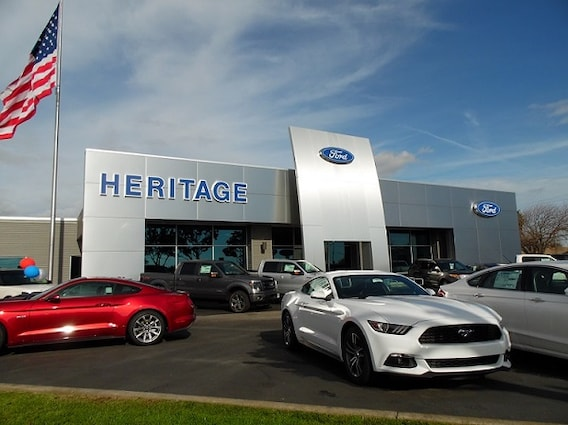 Ford Dealership Modesto >> About Heritage Ford New Ford And Used Car Dealer Serving