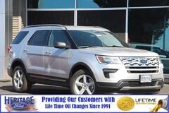 New Ford 2018 Ford Explorer XLT XLT FWD 1FM5K7DH3JGC49261 for sale in Modesto, CA