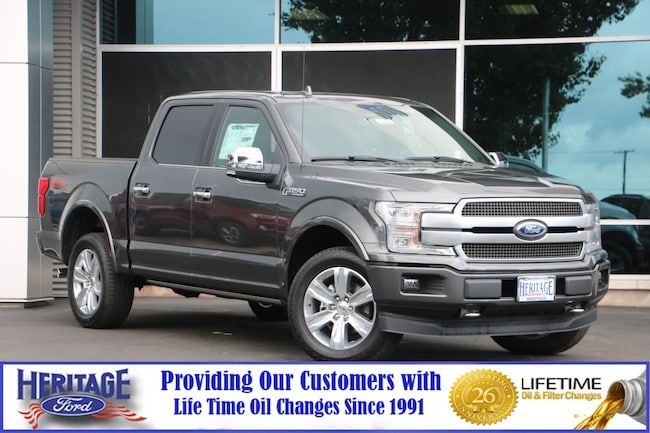 New Ford 2019 Ford F-150 Platinum Truck for sale in Modesto, CA