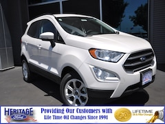 New Ford 2018 Ford EcoSport SE SE 4WD MAJ6P1UL5JC165015 for sale in Modesto, CA