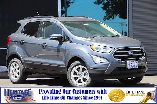New Ford 2018 Ford EcoSport SE SE 4WD for sale in Modesto, CA