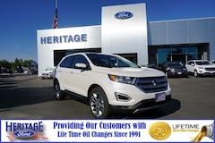 New Ford 2018 Ford Edge Titanium Titanium AWD 2FMPK4K9XJBB05734 for sale in Modesto, CA