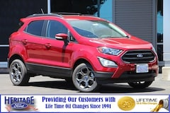 New Ford 2018 Ford EcoSport SES SES 4WD MAJ6P1CL8JC208361 for sale in Modesto, CA