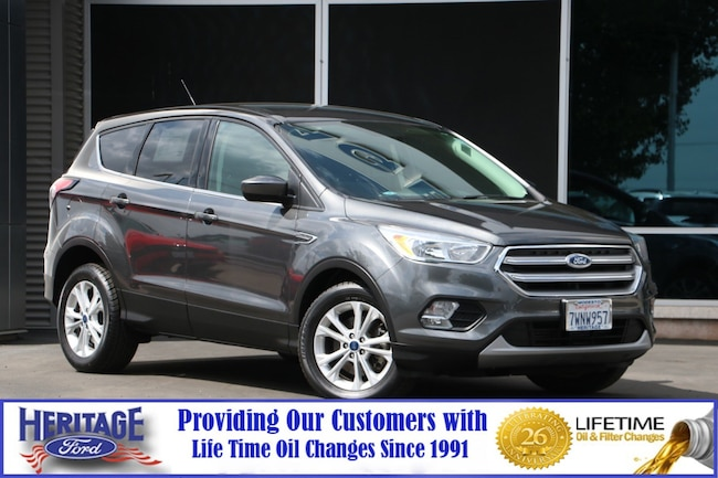 Certified pre-owned 2017 Ford Escape SE SE FWD for sale in Modesto, CA