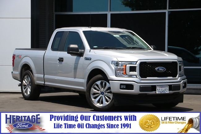 Used 2018 Ford F-150 STX Truck for sale in Modesto, CA
