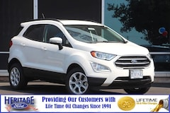 New Ford 2018 Ford EcoSport SE SE 4WD MAJ6P1UL8JC220945 for sale in Modesto, CA