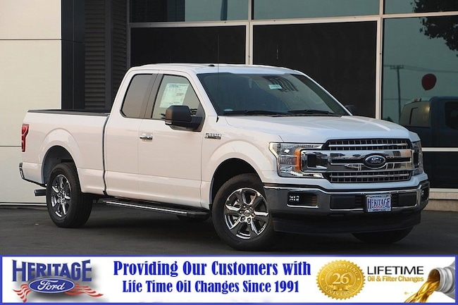 New Ford 2018 Ford F-150 XLT Truck for sale in Modesto, CA
