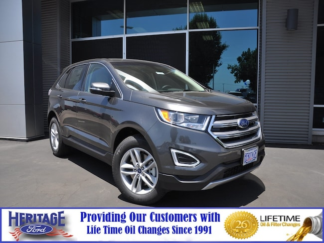 Used 2018 Ford Edge SEL SEL AWD for sale in Modesto, CA