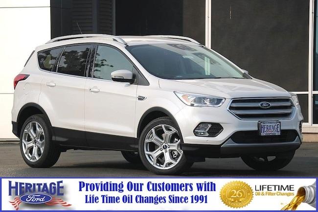 New Ford 2019 Ford Escape Titanium Titanium 4WD for sale in Modesto, CA