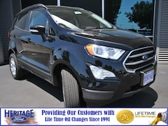 New Ford 2018 Ford EcoSport SE SE 4WD MAJ6P1UL6JC197794 for sale in Modesto, CA