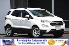 New Ford 2018 Ford EcoSport SE SE 4WD MAJ6P1UL9JC172310 for sale in Modesto, CA