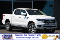 New Ford 2019 Ford Ranger LARIAT Truck 1FTER4FH3KLA41529 for sale in Modesto, CA