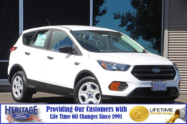 Used 2018 Ford Escape S S FWD for sale in Modesto, CA