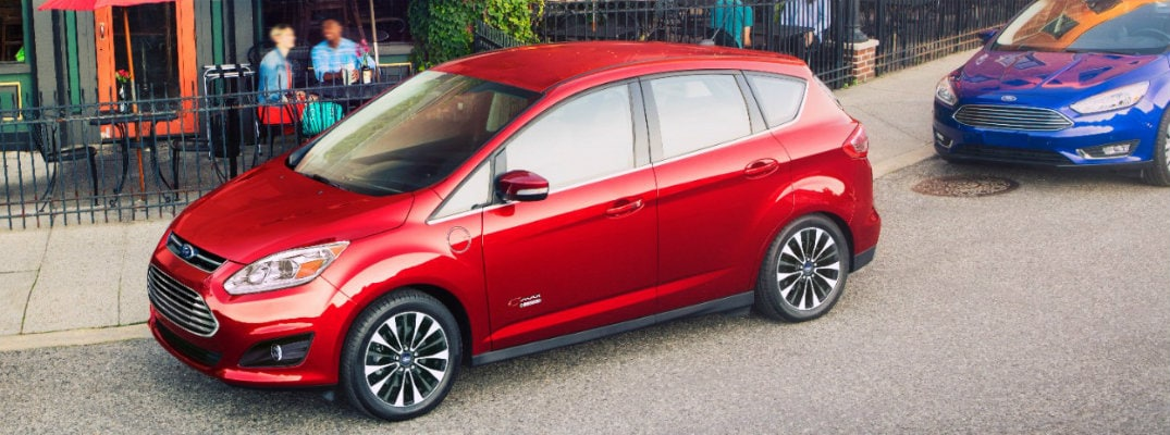 How Do You Jump Start A Ford C Max Heritage Ford