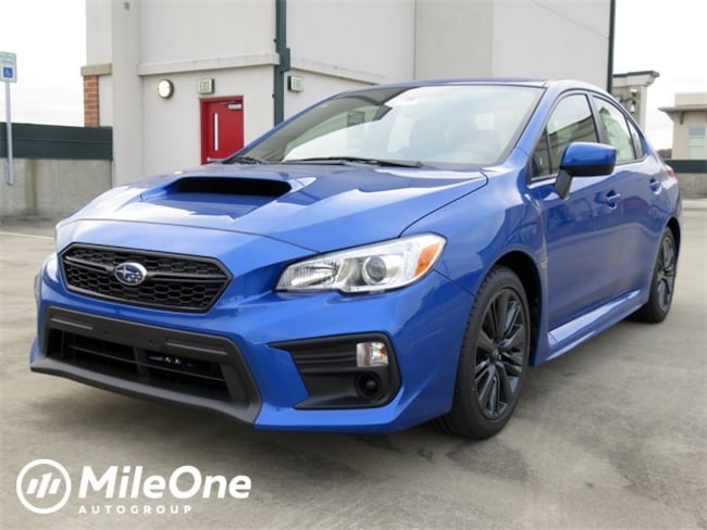 New 2019 Subaru WRX Sedan for sale in Owings Mills