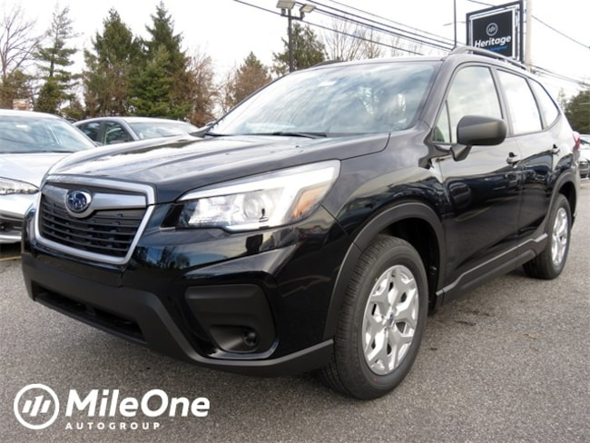 New 2019 Subaru Forester Standard SUV for sale in Owings Mills