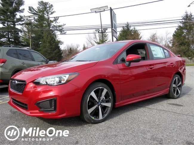 New 2019 Subaru Impreza 2.0i Sport Sedan for sale in Owings Mills