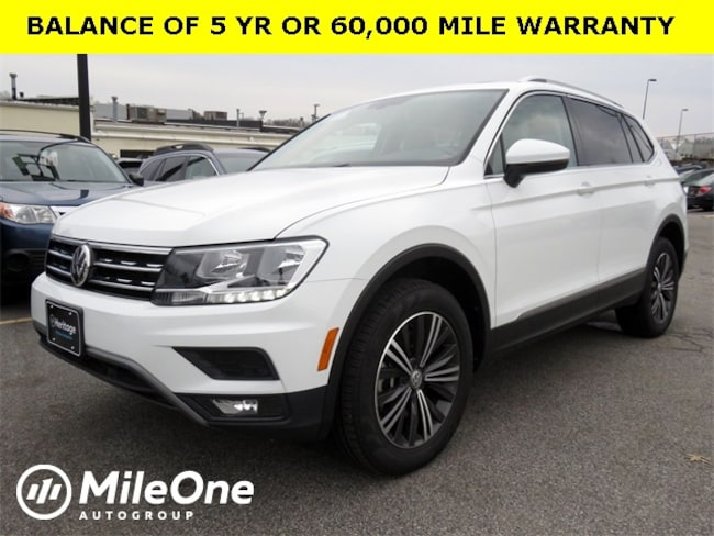 Used 2019 Volkswagen Tiguan 2.0T SUV for sale in Owings Mills, MD