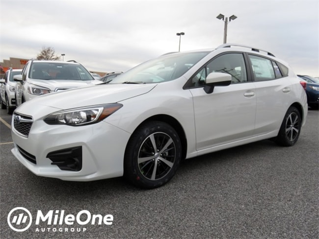 New 2019 Subaru Impreza 2.0i Premium 5-door for sale in Owings Mills