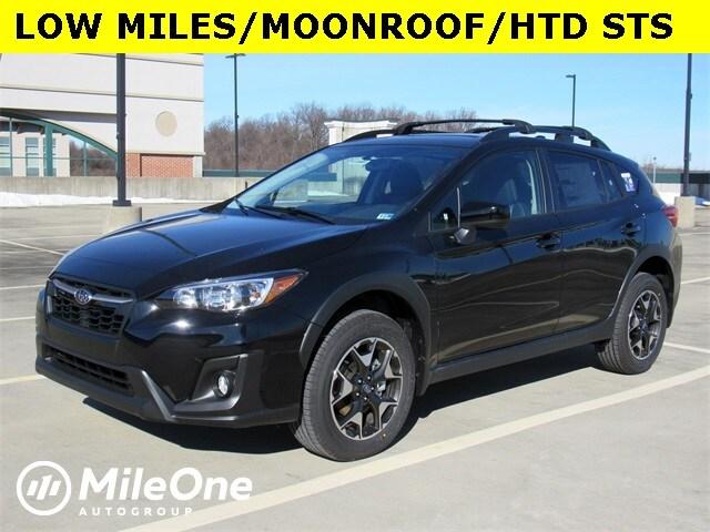 Subaru Crosstrek Used >> Used 2019 Subaru Crosstrek For Sale At Heritage Subaru Owings Mills Vin Jf2gtadc2kh267016