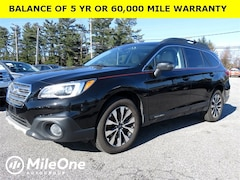 2015 Subaru Outback 3.6R Limited w/Moonroof/KeylessAccess/Nav/EyeSight SUV
