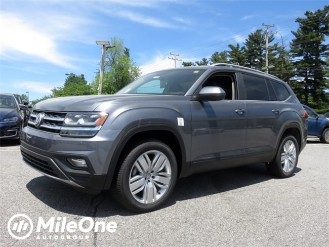 New 2019 Volkswagen Atlas 3.6L V6 SE w/Technology 4MOTION SUV for sale in Owings Mills