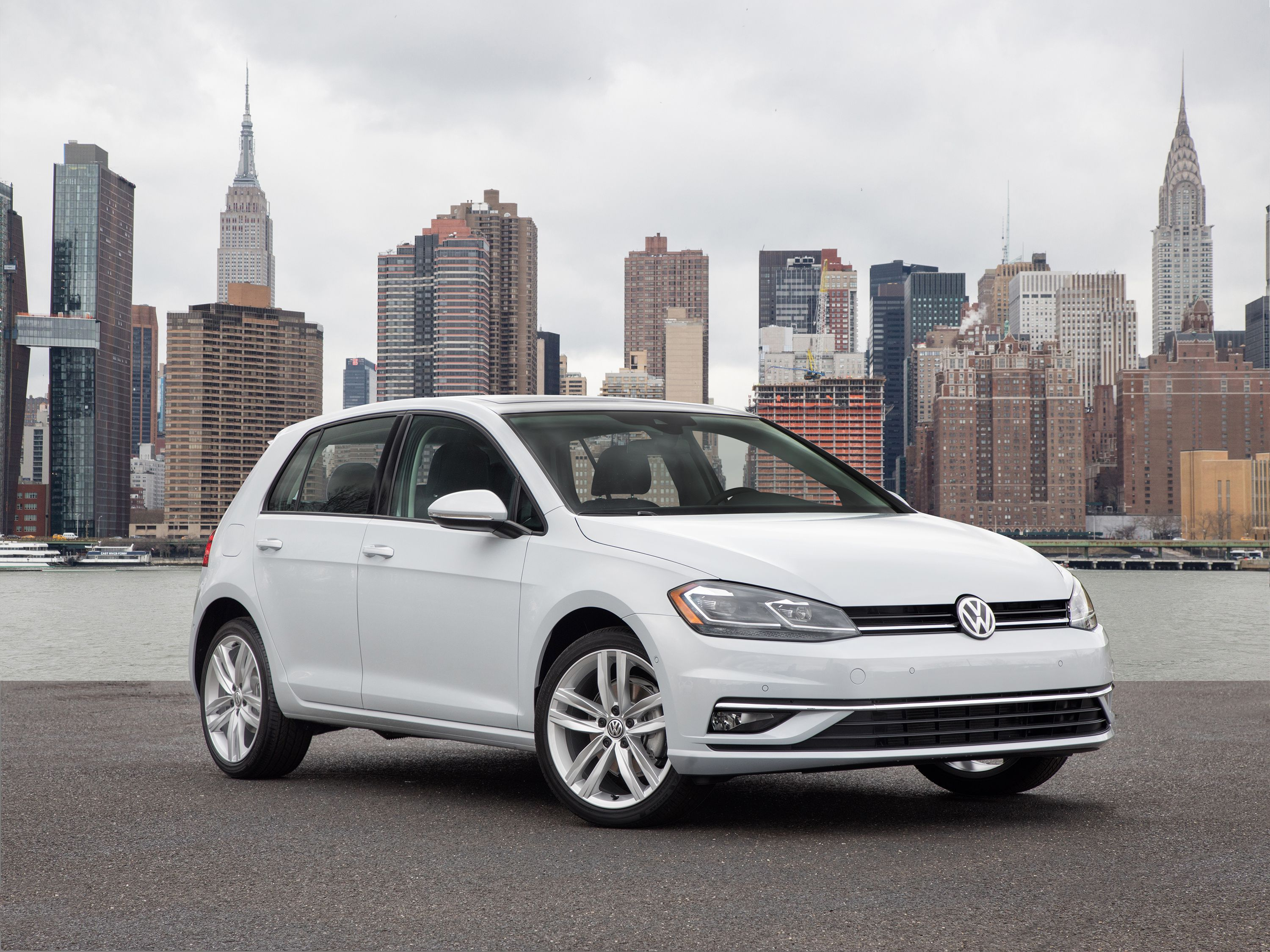 Reviewing The Vw Brand S Driver Assistance Technologies Heritage